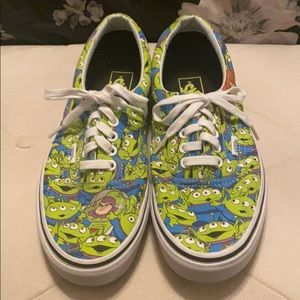 Brand New Condition Toy Story Alien Vans